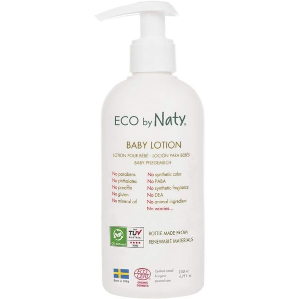 Lotiune Bebe Eco 200ml ECO by Naty imagine