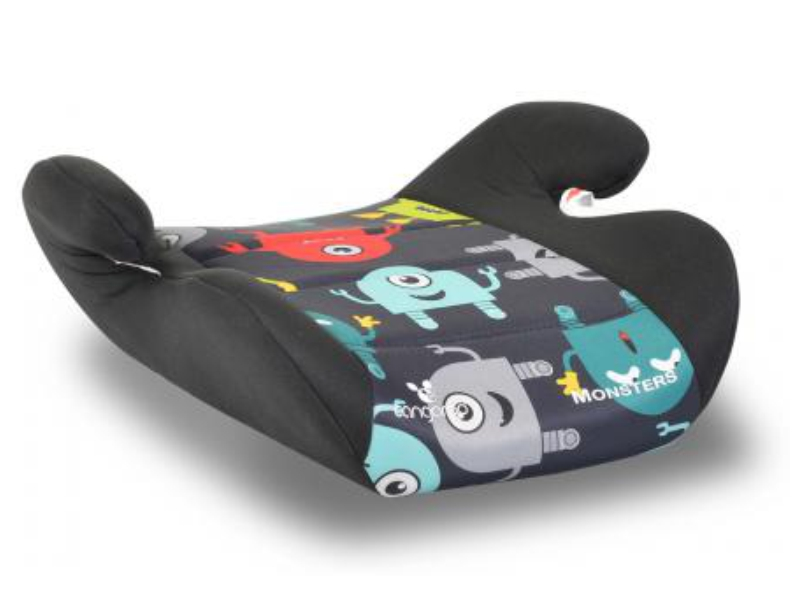 Inaltator auto copii Cangaroo Monsters imagine