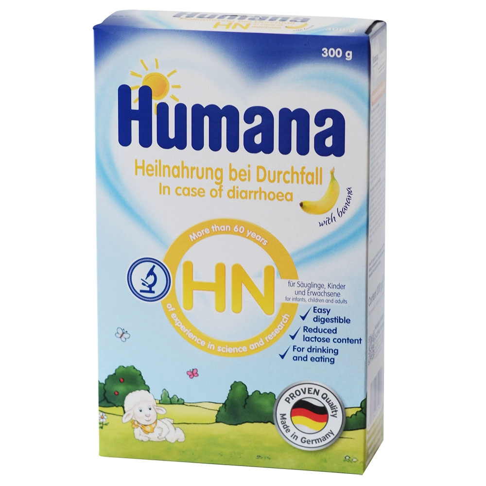 Lapte praf Humana HN de la nastere 300 g imagine