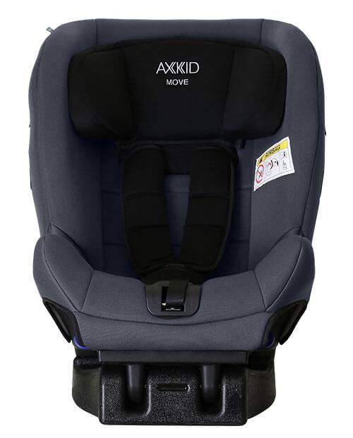 Scaun Auto Rear Facing Axkid Move 9-25 kg - Gri imagine