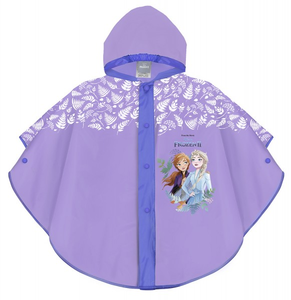 Pelerina de ploaie Frozen 2 pentru copii Perletti