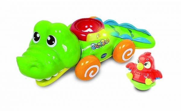 Vtech Crocodil Distractiv
