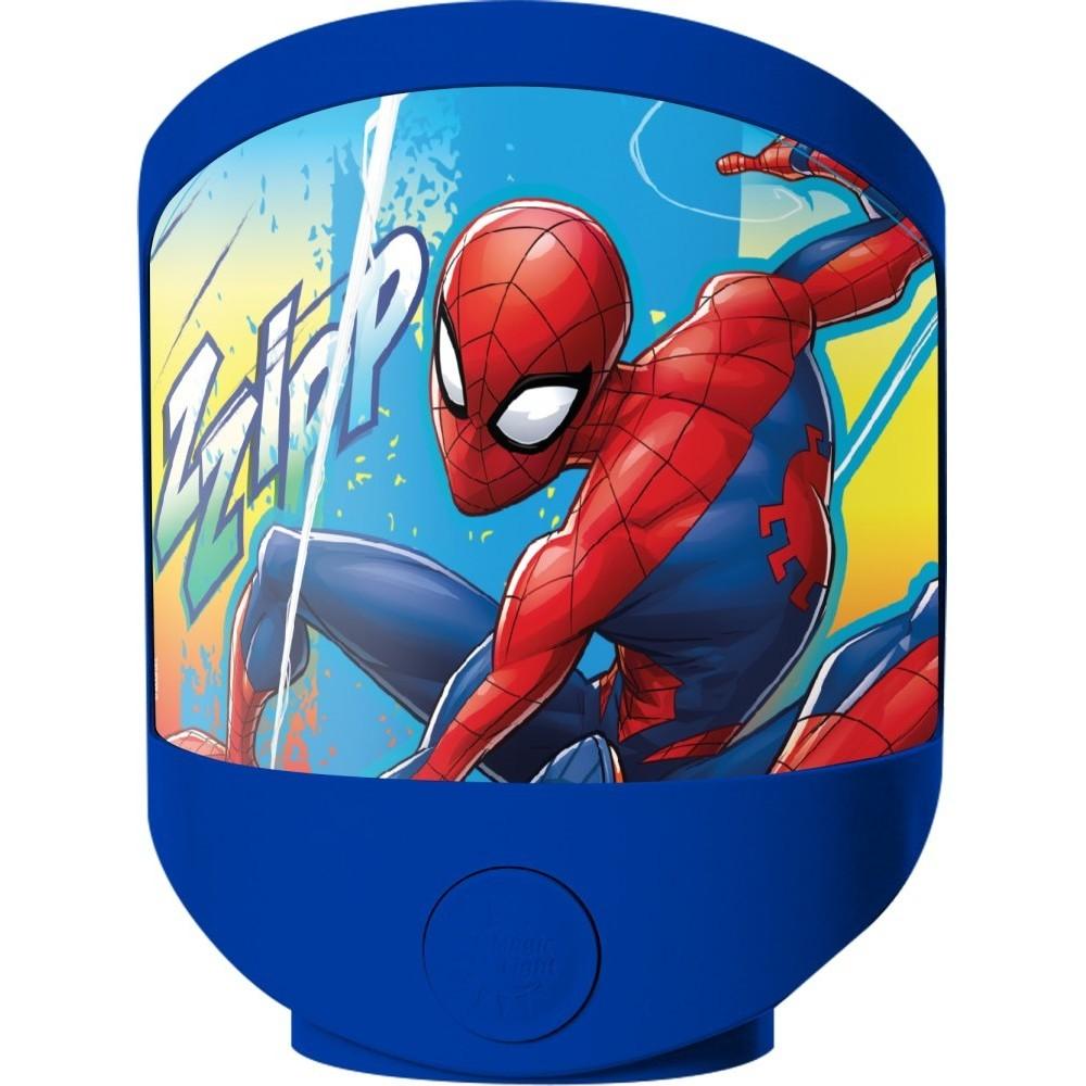 Lampa de veghe Spiderman SunCity EWA15428MV imagine
