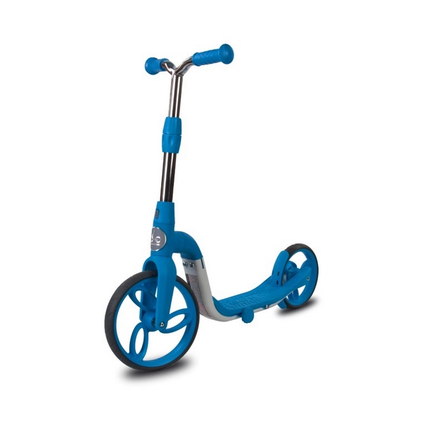 Bicicleta fara pedale/trotineta sun baby 007 evo 360 pro blue