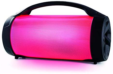 Boxa portabila luminoasa cu microfon Party BT Pro, BigBen, 75W imagine