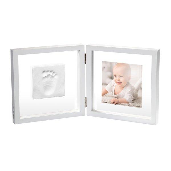 Rama foto transparenta cu amprenta 3D imagine