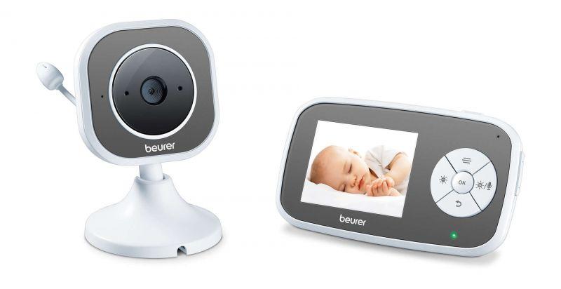 Interfon video pentru bebe imagine