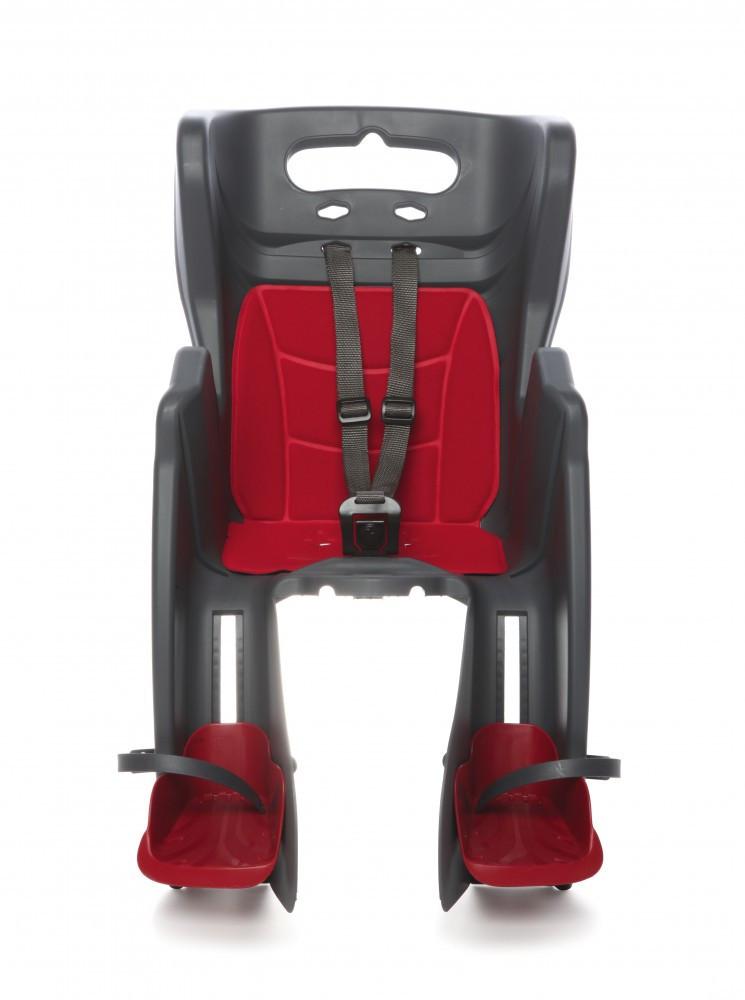 Bellelli Little Duck Standard Multifix scaun bicicleta pentru copii pana la 22kg - Dark Grey imagine