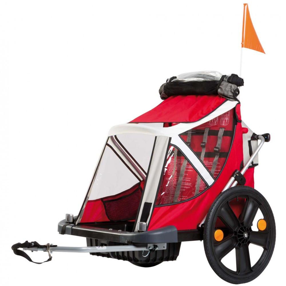 Bellelli B-Travel remorca de bicicleta pana la 32kg - Red imagine