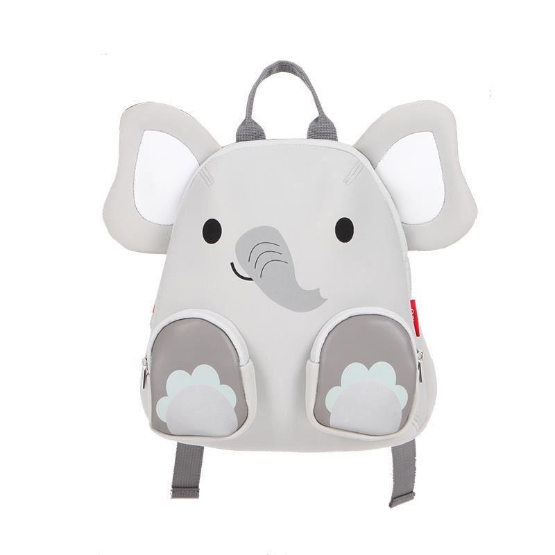 Rucsac copii Qplay Kindy Elefantel imagine