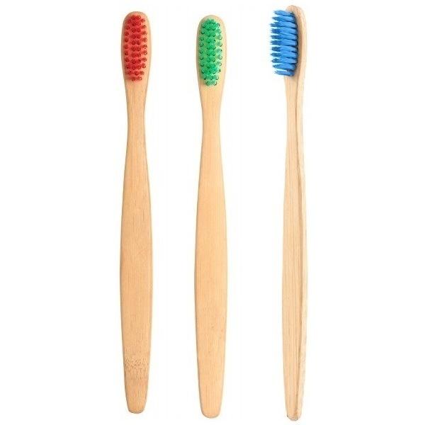 Set 3 periute din bambus pentru copii In One IO023 imagine