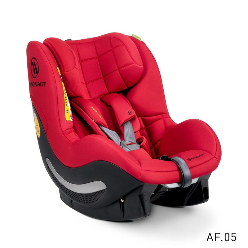Avionaut AeroFIX SOFT LINE scaun auto 0-18kg iSize - AF.05 Red imagine