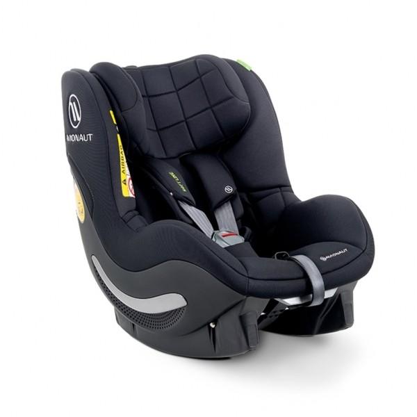 Avionaut AeroFIX RWF SOFT LINE car scaun auto 0-18kg iSize - AF.03 Black imagine