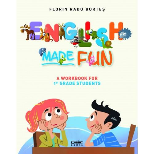 English made fun. A workbook for 1 grade students imagine
