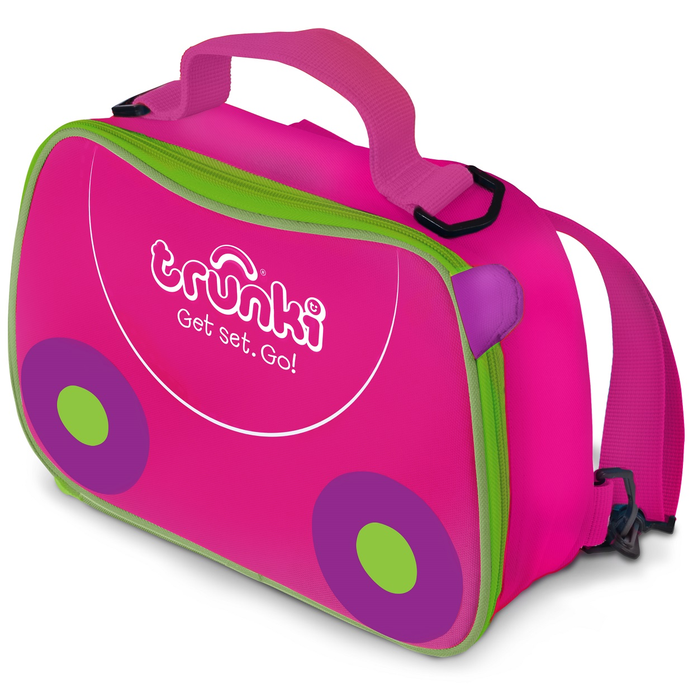 Gentuta trunki lunch bag pink imagine