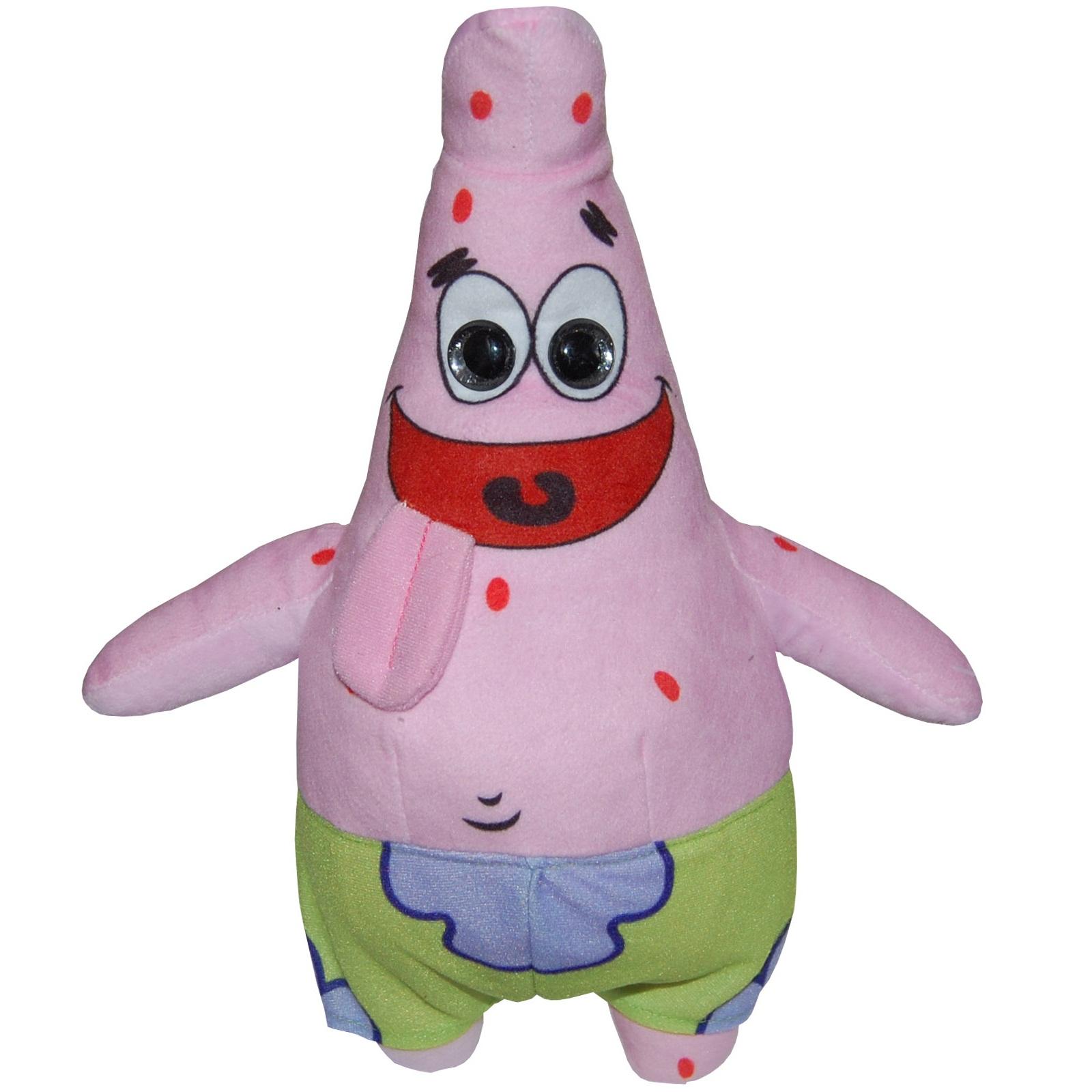 Jucarie din plus patrick star, spongebob, 30 cm