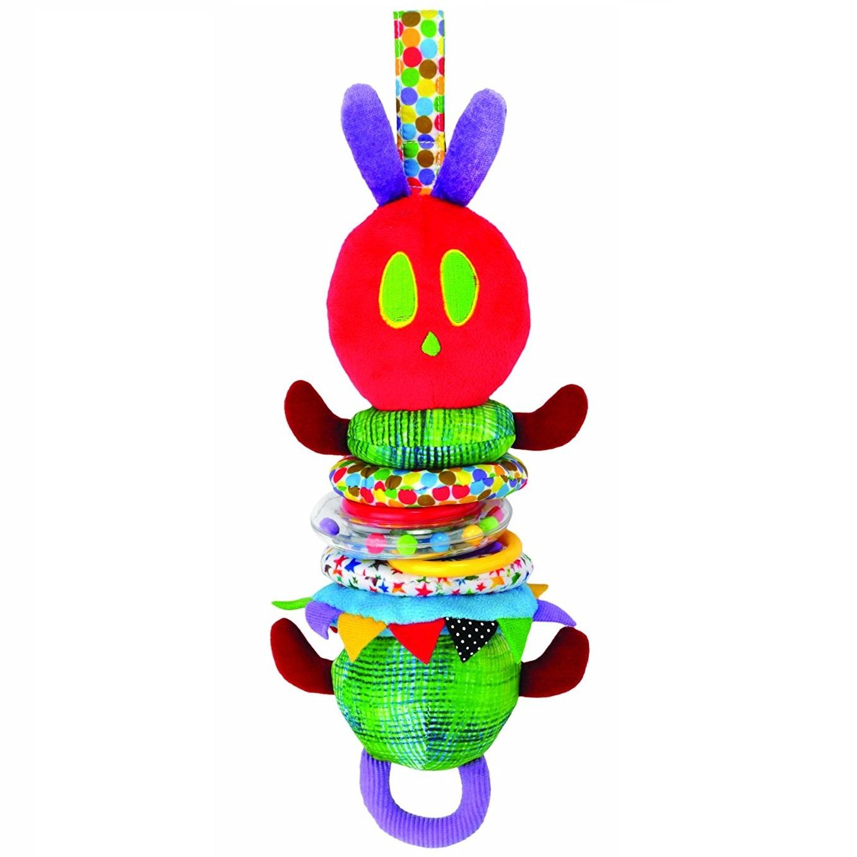 Jucarie interactiva the very hungry caterpillar, 29 cm imagine