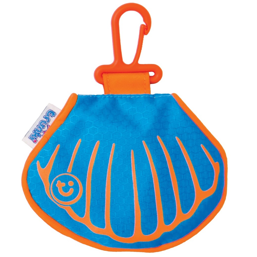 Portmoneu trunki clam blue imagine