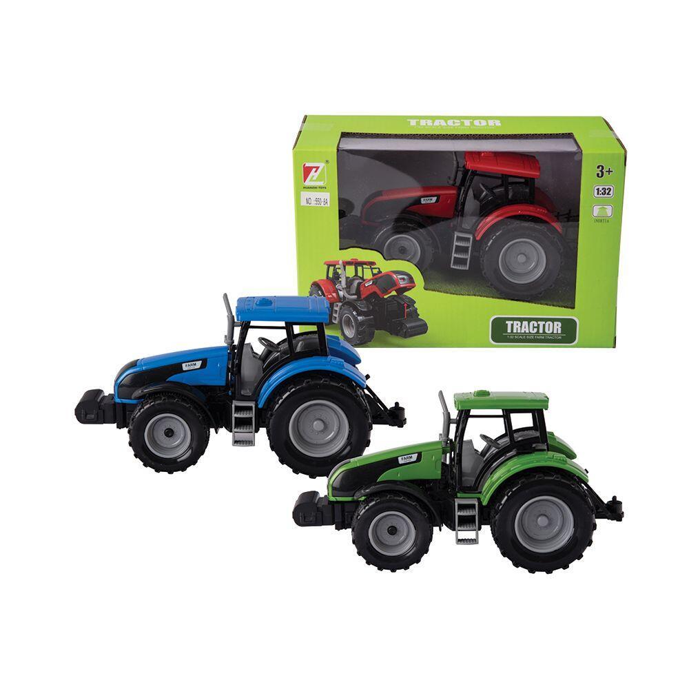 Macheta tractor - scara 1:32