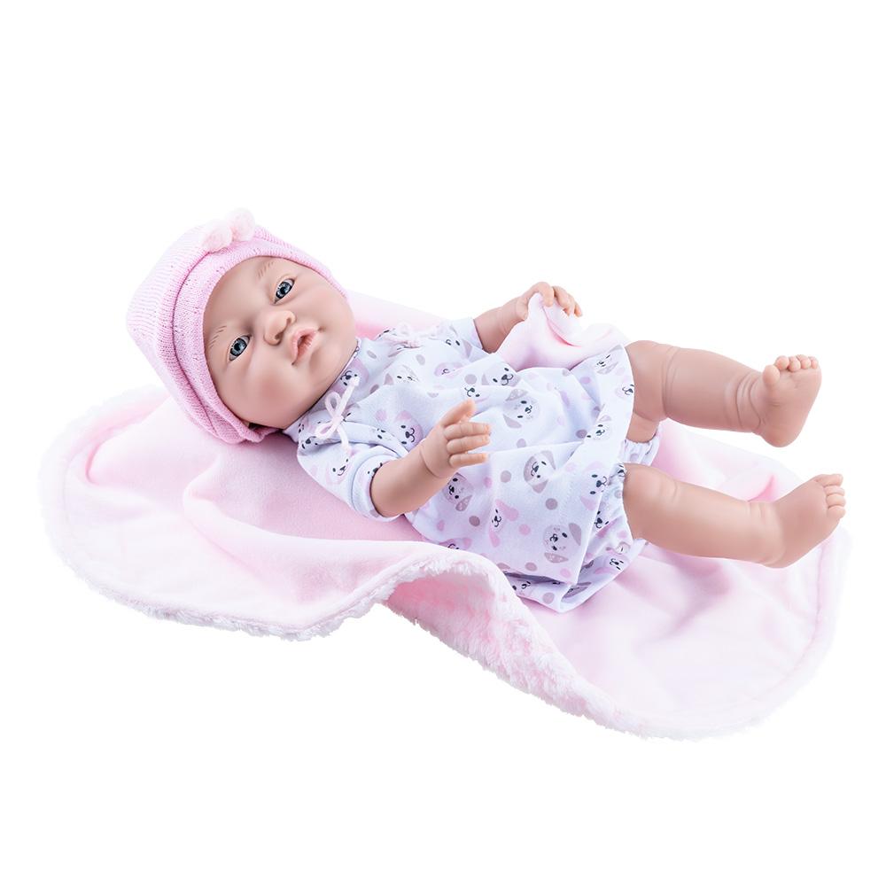 Bebelus fetita cu paturica roz - BEBITA, Paola Reina