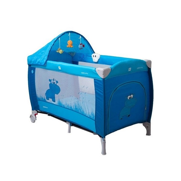 Patut pliabil coto baby samba lux blue imagine