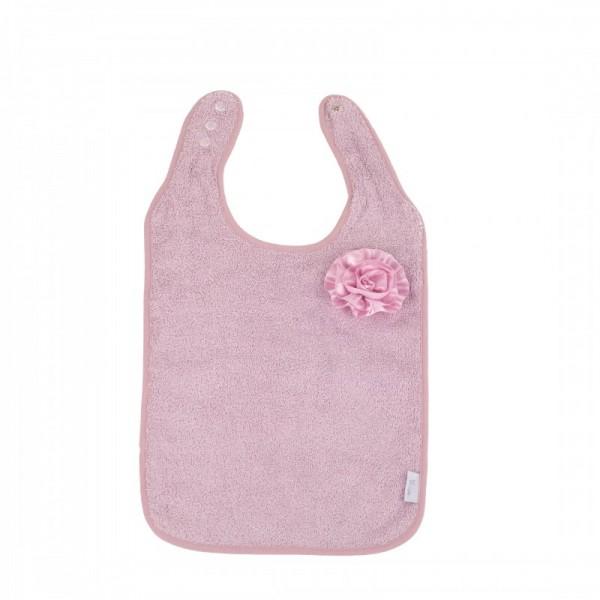 Bavetica Bo Jungle bebelusi Roz Floare imagine