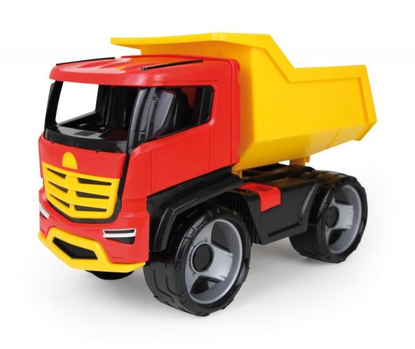 Autocamion Lena Titan cu volan din plastic pentru copii