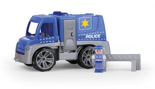 Camion Politie Lena Truxx cu figurina si accesorii