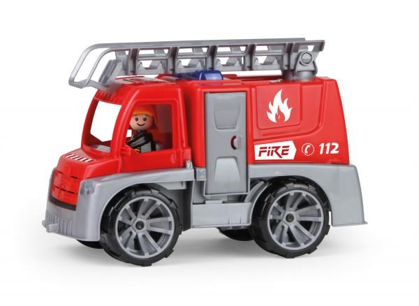Camion Pompieri Lena Truxx cu figurina