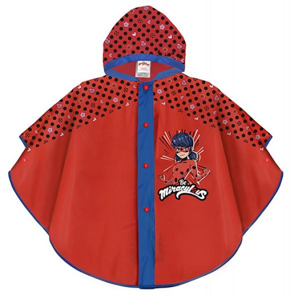 Pelerina de ploaie Lady Bug pentru copii Perletti