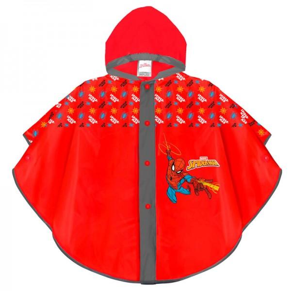 Pelerina de ploaie Spiderman pentru copii Perletti