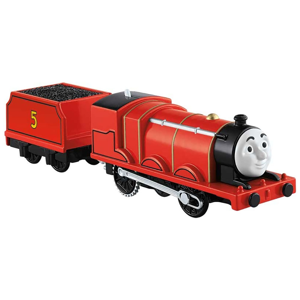 Tren Fisher Price by Mattel Thomas and Friends Trackmaster James