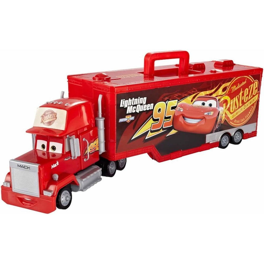 Camion Disney Cars by Mattel Mack Hauler