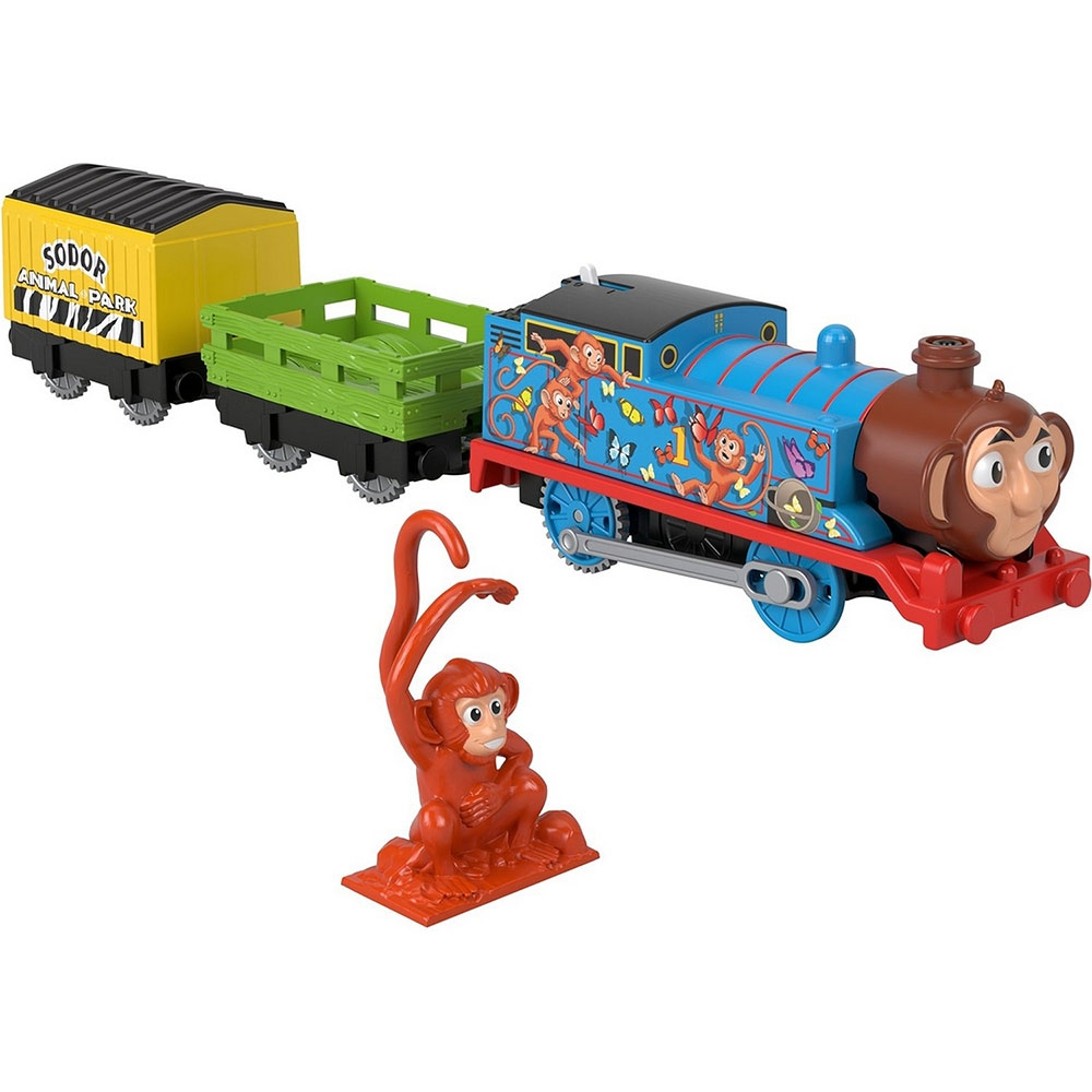 Tren Fisher Price by Mattel Thomas and Friends Monkey Thomas