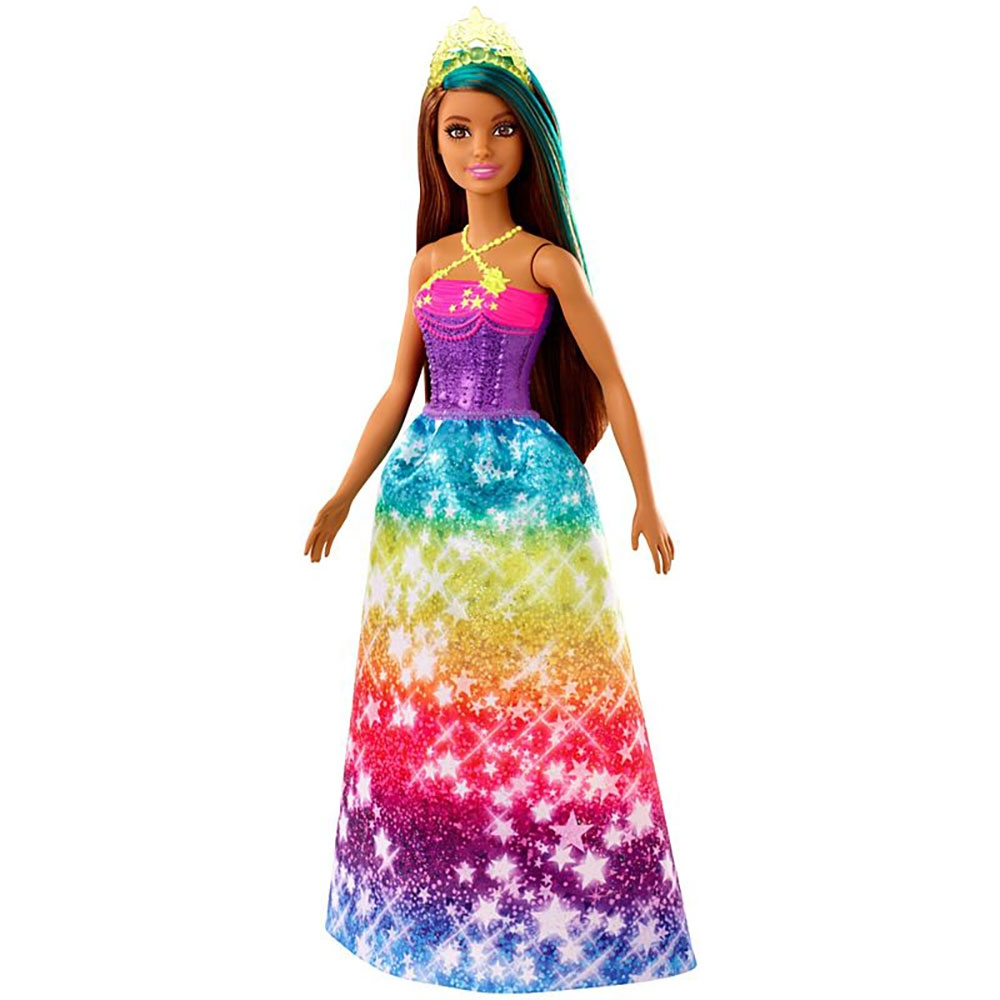 Papusa Barbie by Mattel Dreamtopia printesa GJK14