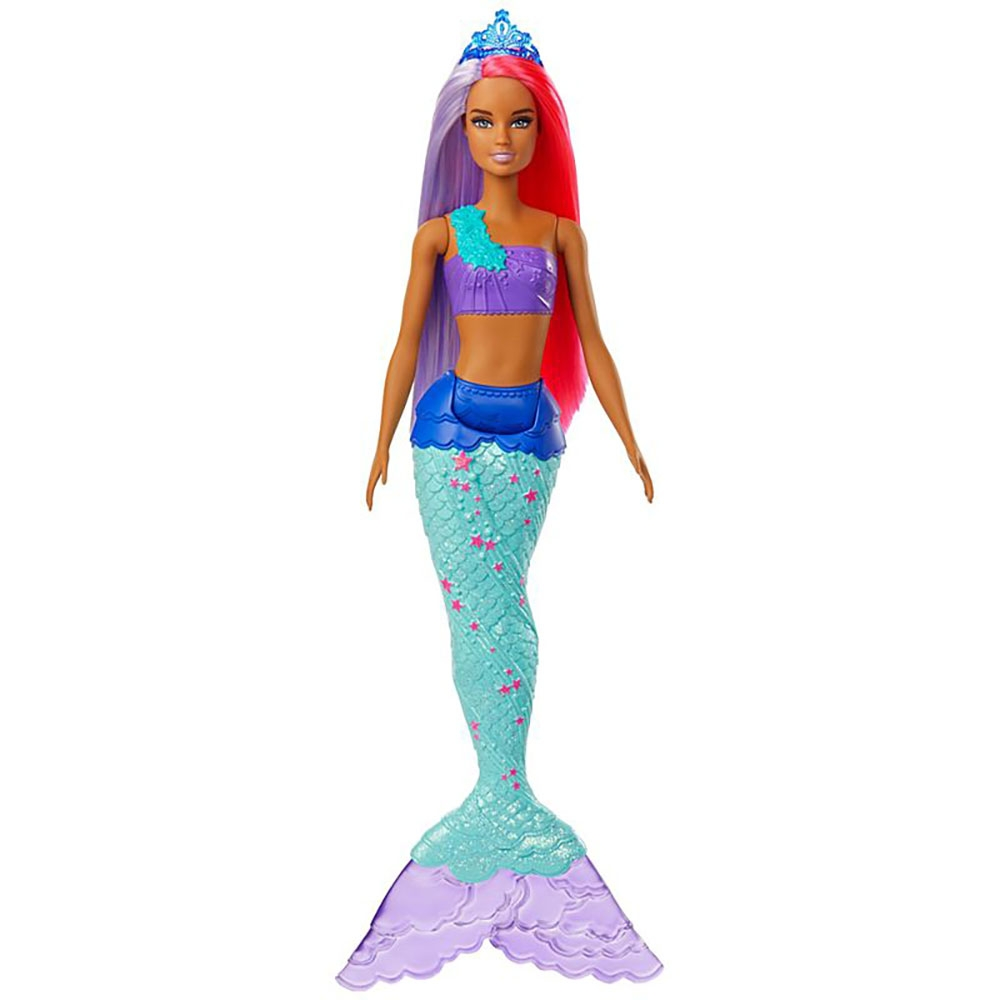 Papusa Barbie by Mattel Dreamtopia Sirena GJK09