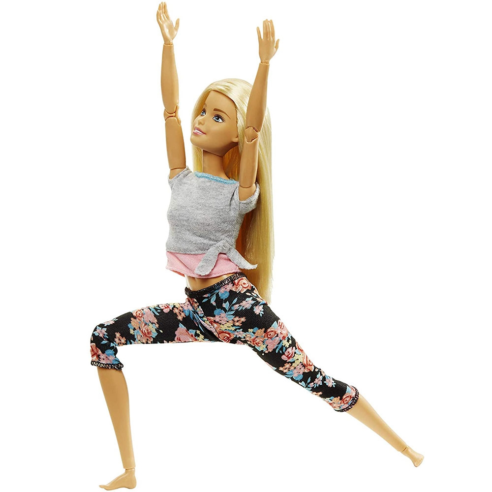 Papusa Barbie by Mattel I can be Made To Move FTG81