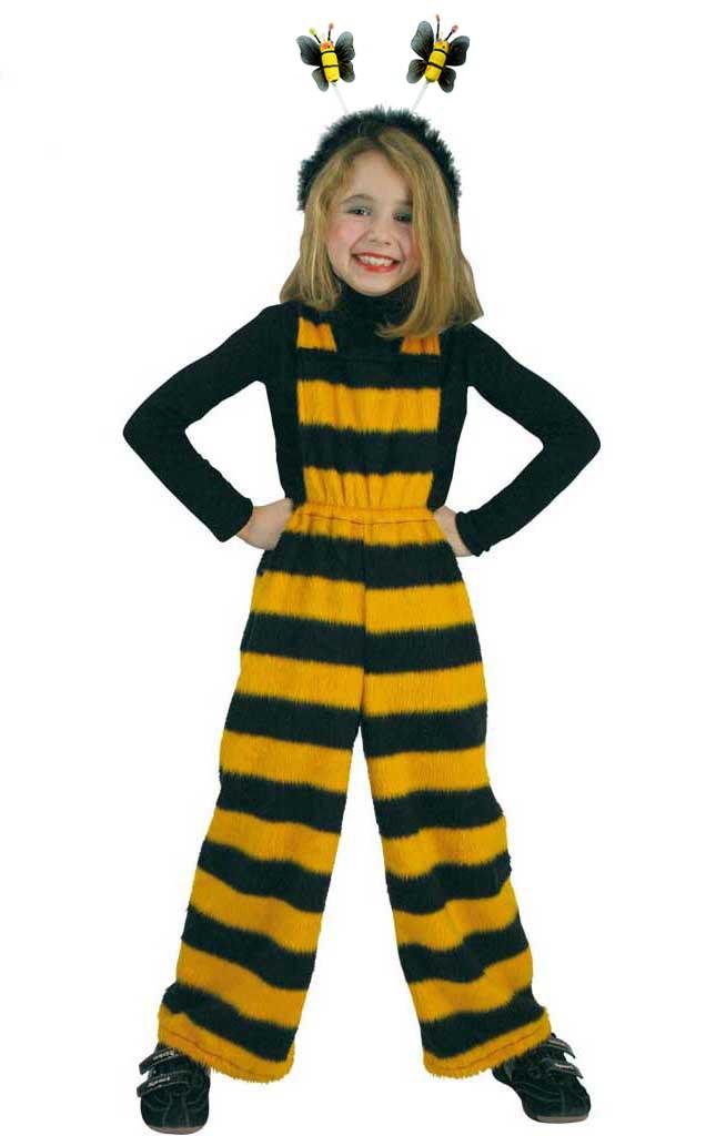Costum Pentru Serbare Albinuta Cu Antene 116 Cm