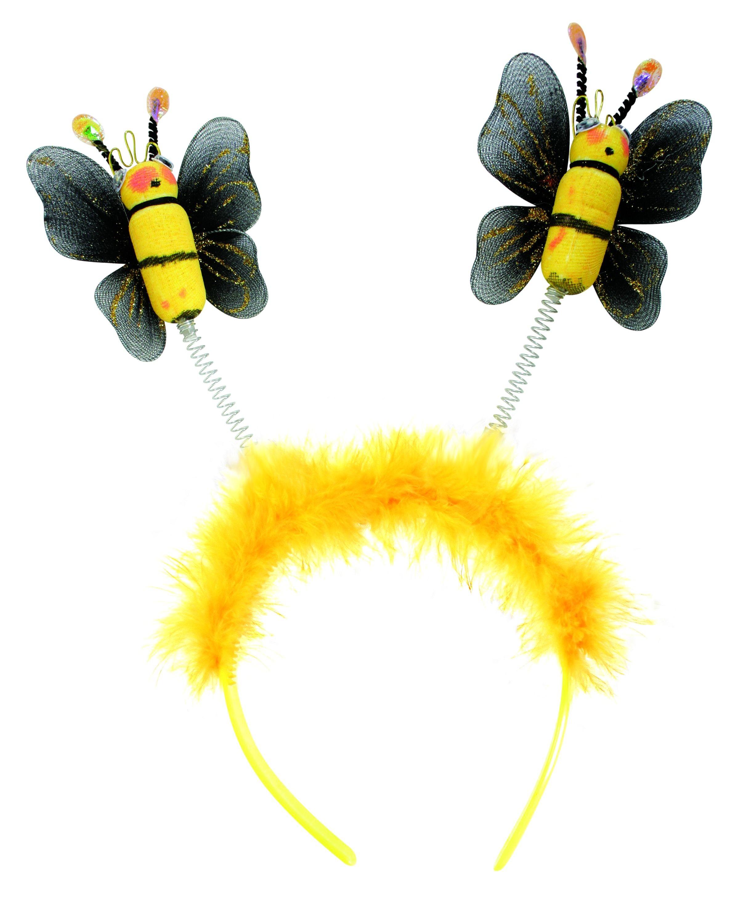 Costum Pentru Serbare Albinuta Cu Antene 128 Cm