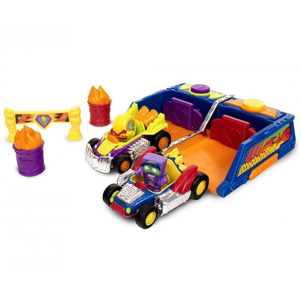 Set Magicbox Toys Super Zings Cursa Kaboom