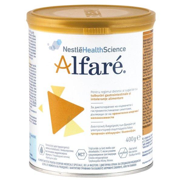 Nestle ALFARE®, de la nastere, 400g imagine