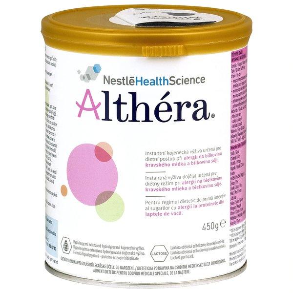 Nestle ALTHERA®, de la nastere, 450g imagine