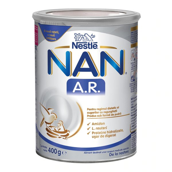 Nestle NAN A.R., 400g, de la nastere imagine