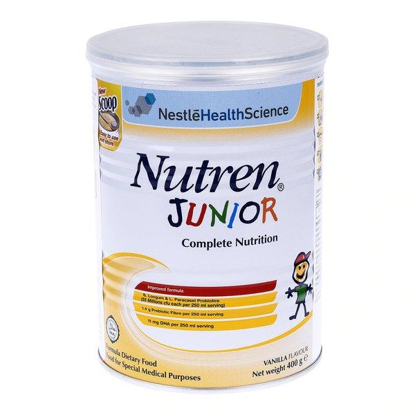 Nestle NUTREN® JUNIOR, de la 1 an, 400g imagine