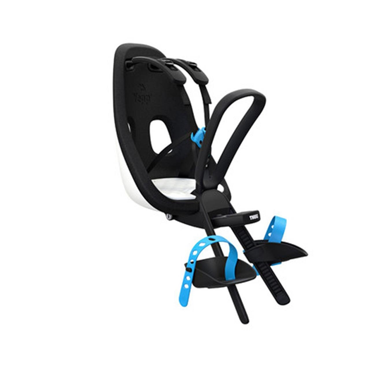 Scaun pentru copii, cu montare pe bicicleta in fata - Thule Yepp Nexxt Mini WHITE imagine