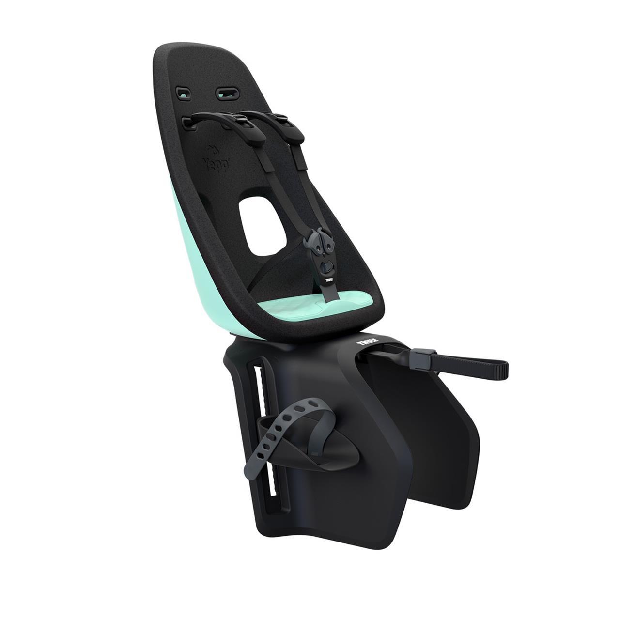 Scaun pentru copii, cu montare pe bicicleta in spate - Thule Yepp Nexxt Maxi Mint Green imagine