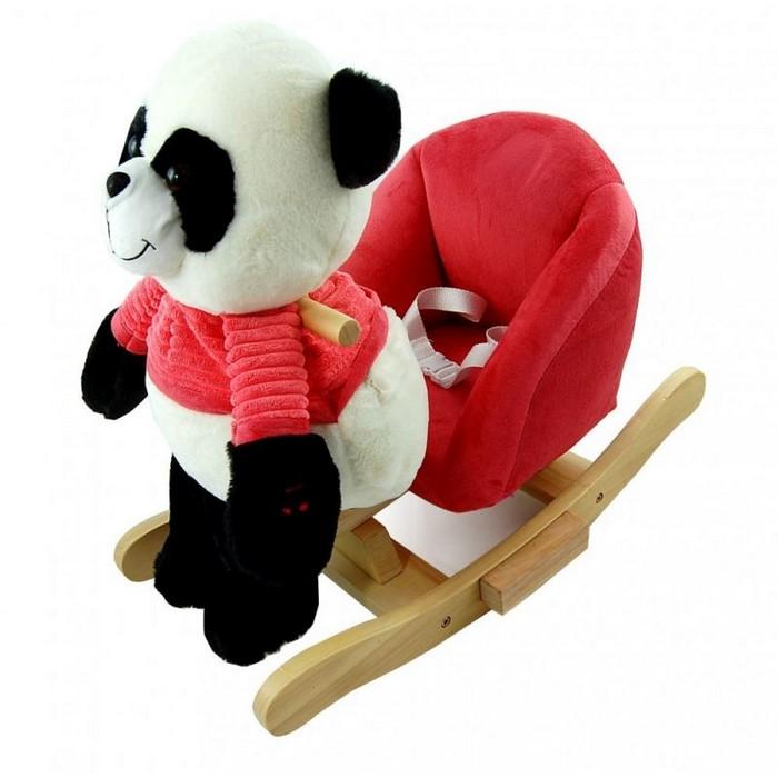 Balansoar de plus nefere panda pink imagine