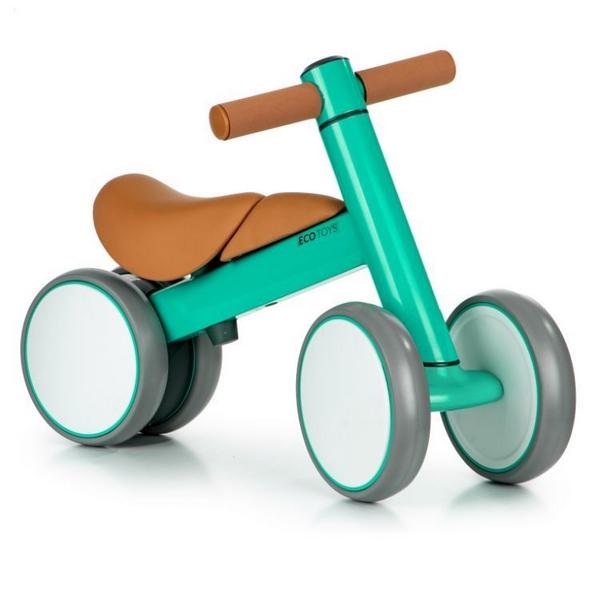 Bicicleta fara pedale ecotoys lc-v1309 green