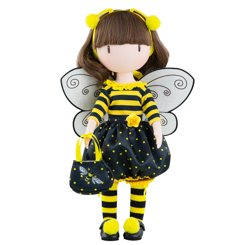 Papusa Gorjuss - Bee Loved