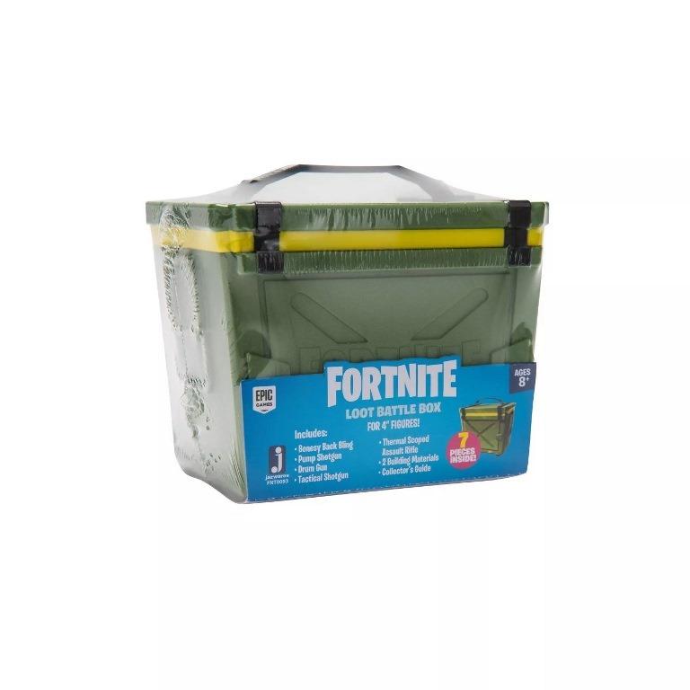 FORTNITE Set de accesorii in cutie de armament - Bonesy imagine